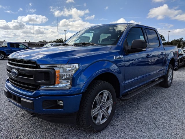 2018 F-150 SuperCrew Cab 4x4,  Pickup #J8288 - photo 6