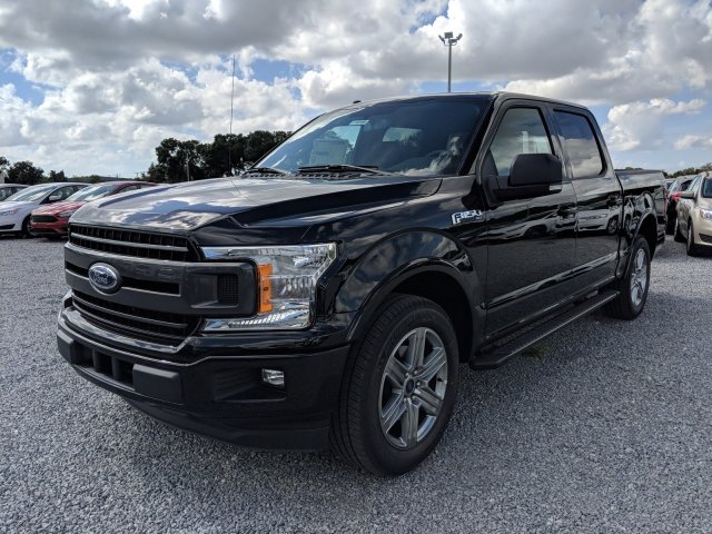 2018 F-150 SuperCrew Cab 4x2,  Pickup #J8289 - photo 6