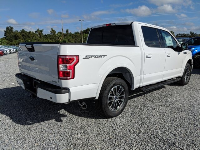 2018 F-150 SuperCrew Cab 4x2,  Pickup #J8292 - photo 2