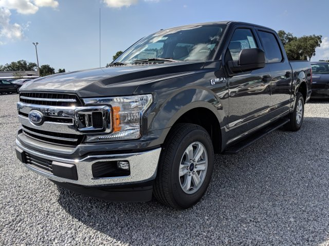 2018 F-150 SuperCrew Cab 4x2,  Pickup #J8295 - photo 6
