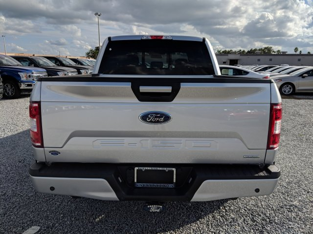 2018 F-150 SuperCrew Cab 4x2,  Pickup #J8302 - photo 3
