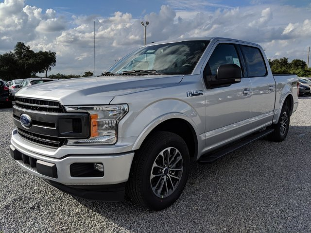 2018 F-150 SuperCrew Cab 4x2,  Pickup #J8302 - photo 5
