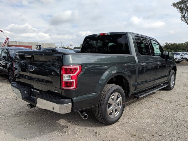 2018 F-150 SuperCrew Cab 4x2,  Pickup #J8396 - photo 2