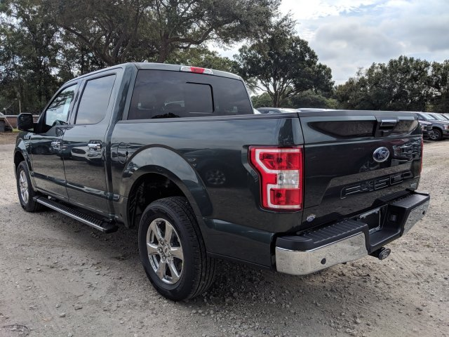 2018 F-150 SuperCrew Cab 4x2,  Pickup #J8396 - photo 4