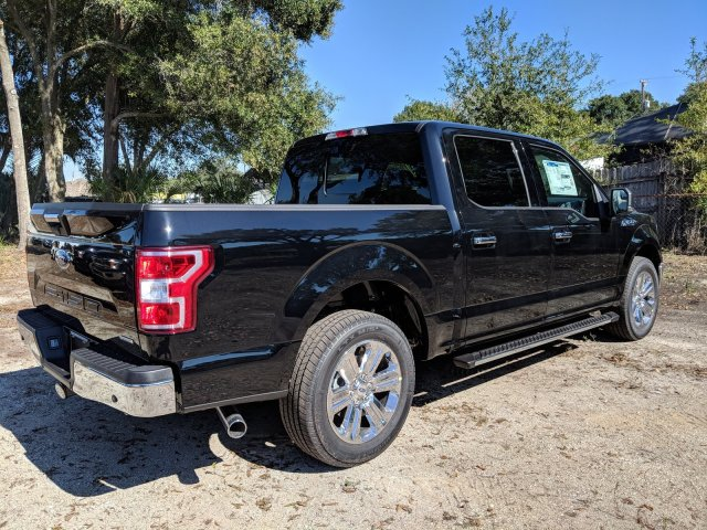 2018 F-150 SuperCrew Cab 4x2,  Pickup #J8398 - photo 2