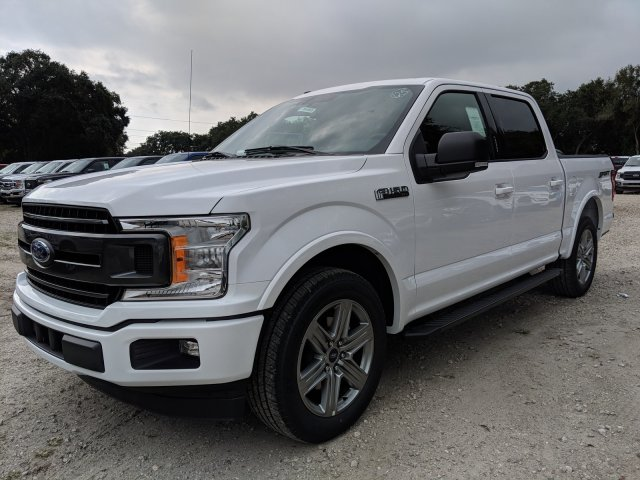 2018 F-150 SuperCrew Cab 4x2,  Pickup #J8403 - photo 5