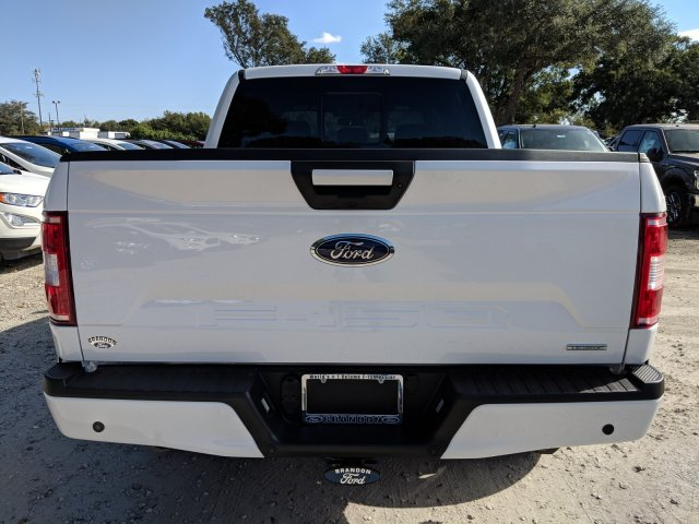 2018 F-150 SuperCrew Cab 4x4,  Pickup #J8410 - photo 4