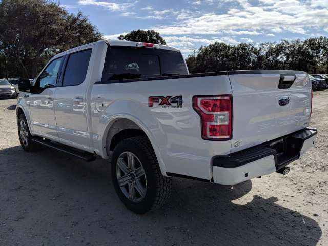 2018 F-150 SuperCrew Cab 4x4,  Pickup #J8410 - photo 5