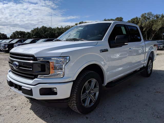 2018 F-150 SuperCrew Cab 4x4,  Pickup #J8410 - photo 6