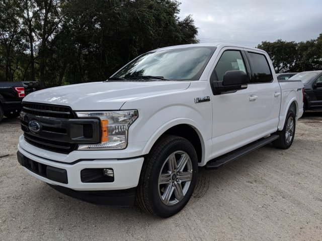 2018 F-150 SuperCrew Cab 4x2,  Pickup #J8411 - photo 5