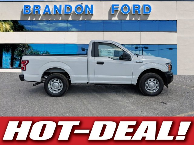 2018 F-150 Regular Cab 4x2,  Pickup #J8440 - photo 1