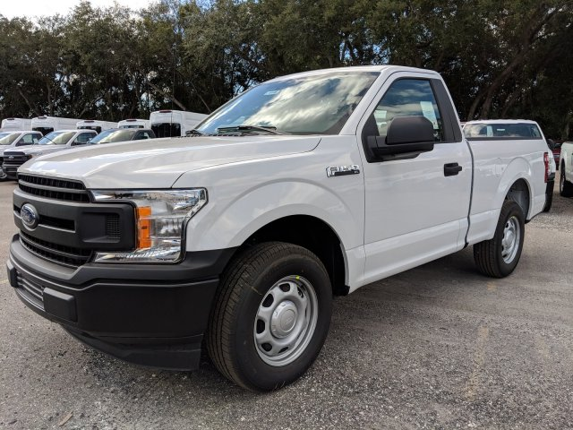 2018 F-150 Regular Cab 4x2,  Pickup #J8440 - photo 5
