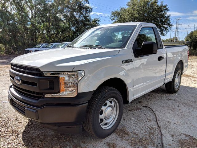 2018 F-150 Regular Cab 4x2,  Pickup #J8496 - photo 5