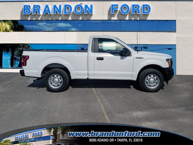 2018 F-150 Regular Cab 4x2,  Pickup #J8507 - photo 1