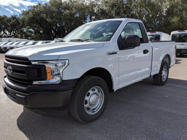 2018 F-150 Regular Cab 4x2,  Pickup #J8508 - photo 5