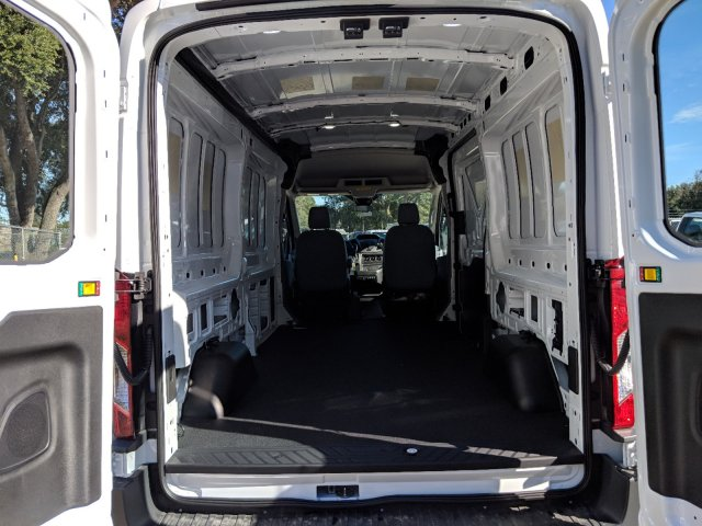 2018 Transit 250 Med Roof 4x2,  Empty Cargo Van #J8515 - photo 1