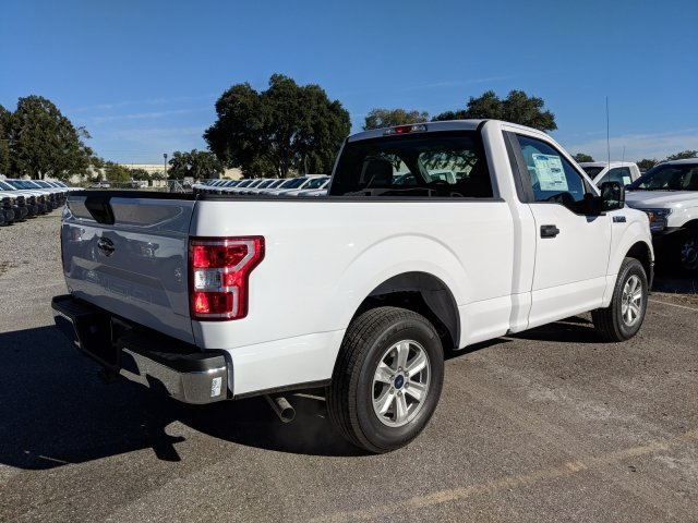 2018 F-150 Regular Cab 4x2,  Pickup #J8526 - photo 2