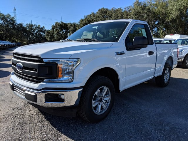2018 F-150 Regular Cab 4x2,  Pickup #J8526 - photo 5