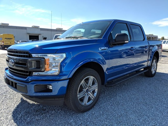 2018 F-150 SuperCrew Cab 4x2,  Pickup #J8527 - photo 5