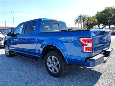 2018 F-150 SuperCrew Cab 4x2,  Pickup #J8527 - photo 4