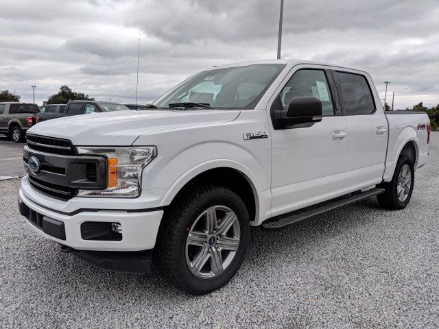 2018 F-150 SuperCrew Cab 4x4,  Pickup #J8538 - photo 5