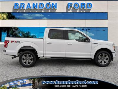2018 F-150 SuperCrew Cab 4x4,  Pickup #J8538 - photo 1