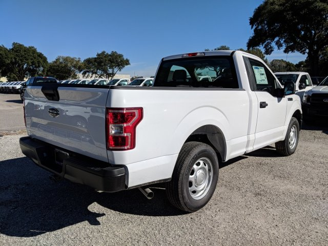 2018 F-150 Regular Cab 4x2,  Pickup #J8540 - photo 2