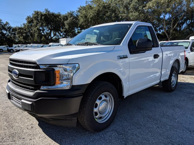 2018 F-150 Regular Cab 4x2,  Pickup #J8540 - photo 5