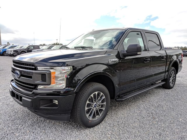2018 F-150 SuperCrew Cab 4x2,  Pickup #J8543 - photo 5