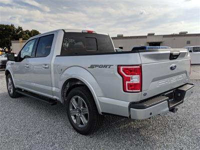 2018 F-150 SuperCrew Cab 4x2,  Pickup #J8555 - photo 4