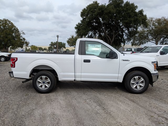 2018 F-150 Regular Cab 4x2,  Pickup #J8558 - photo 2