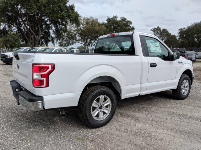 2018 F-150 Regular Cab 4x2,  Pickup #J8558 - photo 3