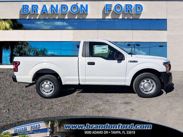 2018 F-150 Regular Cab 4x2,  Pickup #J8559 - photo 1