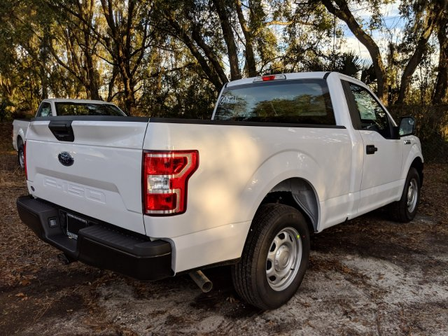 2018 F-150 Regular Cab 4x2,  Pickup #J8563 - photo 1