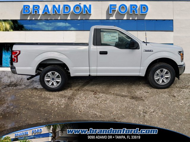 2018 F-150 Regular Cab 4x2,  Pickup #J8584 - photo 1