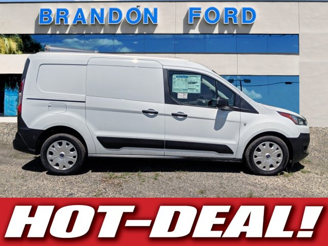 2019 Transit Connect 4x2,  Empty Cargo Van #K0044 - photo 1