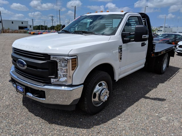 2019 F-350 Regular Cab DRW 4x2,  Cab Chassis #K0076 - photo 5