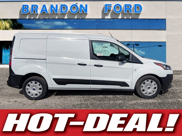 2019 Transit Connect 4x2,  Empty Cargo Van #K0077 - photo 1