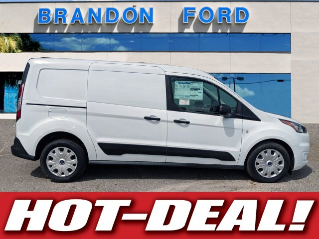 2019 Transit Connect 4x2,  Empty Cargo Van #K0255 - photo 1