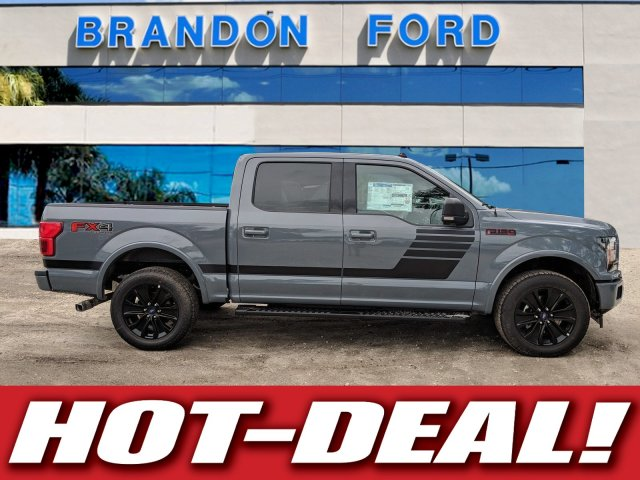 2019 F-150 SuperCrew Cab 4x4,  Pickup #K0570 - photo 1