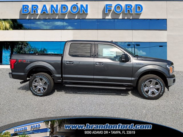 2019 F-150 SuperCrew Cab 4x4,  Pickup #K0629 - photo 1