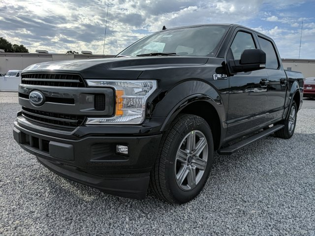 2019 F-150 SuperCrew Cab 4x2,  Pickup #K0737 - photo 5