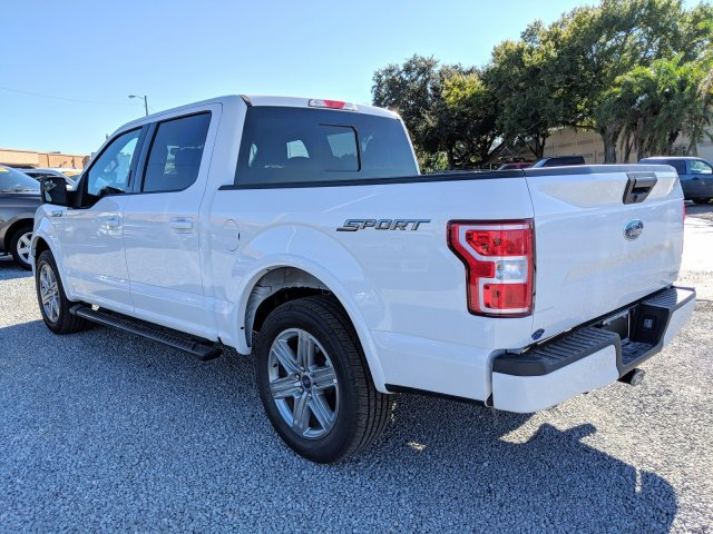 2019 F-150 SuperCrew Cab 4x2,  Pickup #K0758 - photo 4