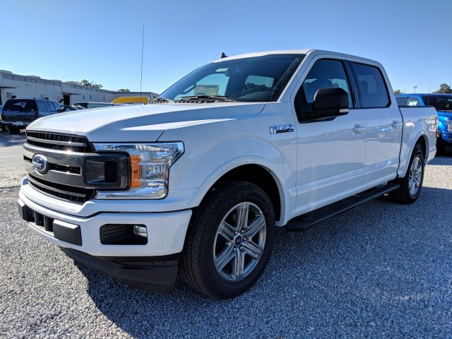 2019 F-150 SuperCrew Cab 4x2,  Pickup #K0758 - photo 5