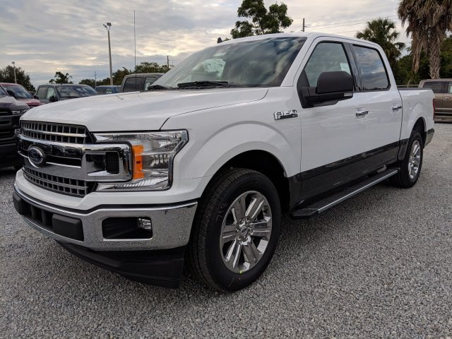 2019 F-150 SuperCrew Cab 4x2,  Pickup #K0763 - photo 5
