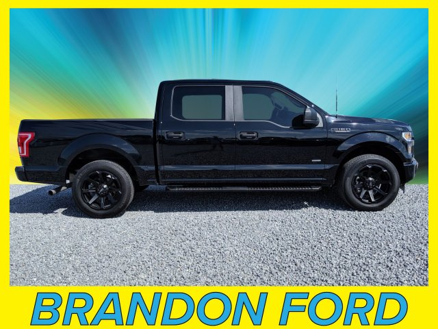 2017 F-150 SuperCrew Cab 4x2,  Pickup #K0784A - photo 1