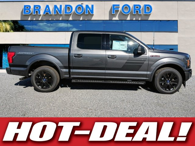 2019 F-150 SuperCrew Cab 4x2,  Pickup #K0792 - photo 1