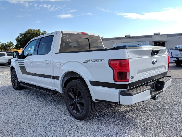 2019 F-150 SuperCrew Cab 4x2,  Pickup #K0962 - photo 4