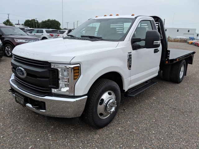 2019 F-350 Regular Cab DRW 4x2,  Bedrock Diamond Series Flatbed Body #K0974 - photo 22