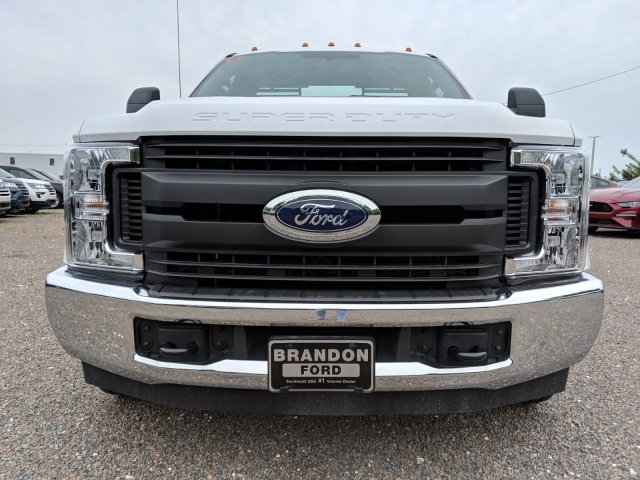 2019 F-350 Regular Cab DRW 4x2,  Bedrock Diamond Series Flatbed Body #K0974 - photo 29